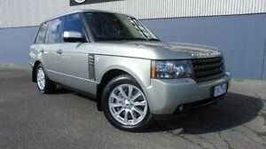 2010 Land Rover Range Rover Vogue Gold Sports Automatic Wagon Morwell Latrobe Valley Preview