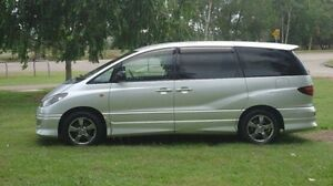 2001 Toyota Estima Silver Automatic Wagon Winnellie Darwin City Preview