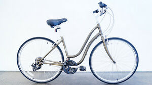 NEW JAMIS CITIZEN 1.0 HYBRID BICYCLE COMFORT UPRIGHT ROAD BICYCL