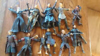 Lord of the Rings action figures