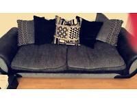 DFS 3 + 2 seater sofa