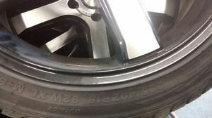sets of decent 18 wheels and tire came from 2001 bmw 3 series