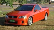 2008 Holden Ute VE SS V Orange 6 Speed Manual Utility The Narrows Darwin City Preview