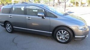 2007 Honda Odyssey 20 MY06 Upgrade Luxury Grey 5 Speed Sequential Auto Wagon West Croydon Charles Sturt Area Preview
