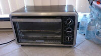 """black and decker 12"""" pizza capacity oven"""