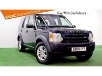 2008 (08) LAND ROVER DISCOVERY 2.7 Td V6 GS