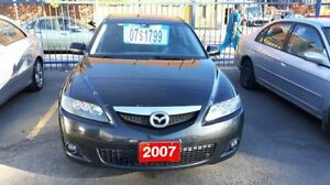 2007 Mazda 6 AS IS SPECIAL CALL FIRST!