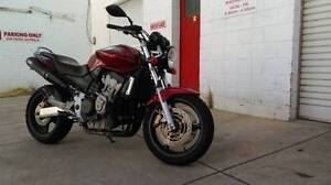 2007 HONDA HORNET 900 WITH REGO Hendon Charles Sturt Area Preview