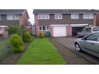 Cinderhill council exchange 3 bed semi