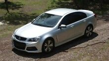 2014 Holden Commodore VF MY14 SV6 Silver 6 Speed Sports Automatic Sedan The Narrows Darwin City Preview