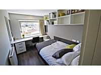 Ensuite Room with private bathroom and shared kitchen-ONLY for students
