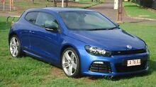 2011 Volkswagen Scirocco 1S MY12 R Coupe DSG Blue 6 Speed Sports Automatic Dual Clutch Hatchback The Narrows Darwin City Preview
