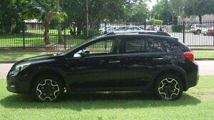 2014 Subaru XV G4-X MY14 2.0i-L AWD Black 6 Speed Manual Wagon Winnellie Darwin City Preview