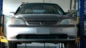 2001 Honda Civic Sedan, very clean, group electric