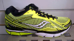 Brand New Saucony Mens Hurricane Running Shoes