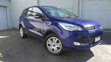 2015 Ford Kuga TF MY15 Ambiente AWD Blue 6 Speed Sports Automatic Wagon Bundoora Banyule Area Preview