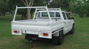 2013 Volkswagen Amarok 2H MY13 TDI420 4Motion Perm White 8 Speed Automatic Cab Chassis Winnellie Darwin City Preview