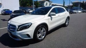 2014 Mercedes-Benz GLA 200 CDI X156 DCT White 7 Speed Sports Automatic Dual Clutch Wagon Parramatta Park Cairns City Preview