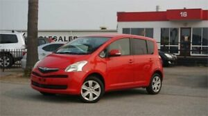 2007 Toyota Ractis SCP100 Red Constant Variable Wagon Mentone Kingston Area Preview