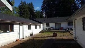 2 bedrooms half duplex in Cedar available April 15th