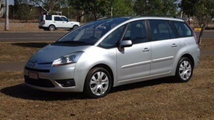2010 Citroen C4 Picasso HDI Iron Grey 6 Speed Auto Seq Sportshift Wagon Winnellie Darwin City Preview