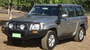 2007 Nissan Patrol GU IV MY06 ST-S Silver 4 Speed Automatic Wagon Winnellie Darwin City Preview