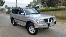 2000 Toyota Landcruiser  Silver Automatic Wagon Littlehampton Mount Barker Area Preview