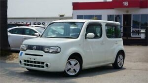 2010 Nissan Cube White Automatic Wagon Mentone Kingston Area Preview