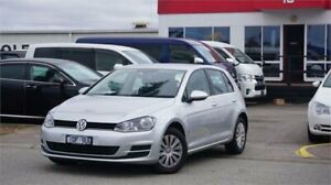 2015 Volkswagen Golf VII MY16 92TSI DSG Comfortline Silver 7 Speed Sports Automatic Dual Clutch Mentone Kingston Area Preview