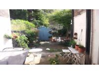 LARGE ONE BED GARDEN FLAT W9 2HF IN EXCHANGE FOR TWO BED IN LONDON ZONE 1, 2 or 3