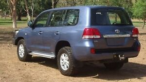 2008 Toyota Landcruiser VDJ200R GXL Blue 6 Speed Sports Automatic Wagon Winnellie Darwin City Preview