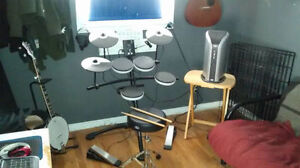 Drums - Roland Drum Kit REDUCED (or trade for telescope)