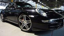 2007 Porsche 911 Carrera 997 MY08 S Black 6 Speed Manual Coupe Port Melbourne Port Phillip Preview