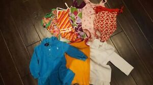 Girls Bathing Suits - 18 Months