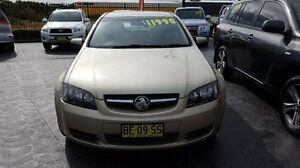 2010 Holden Commodore VE MY10 Omega (D/Fuel) Gold 4 Speed Automatic Sedan Taylors Beach Port Stephens Area Preview