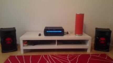 Sony home audio sys almost new