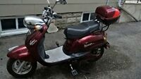 2011 Motorino XPn Electric Scooter for sale-Excellent Condition!