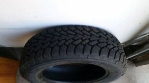 175/65R14 Goodyear Nordic Winter Tires London Ontario image 1