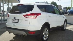 2015 Ford Kuga TF MY15 Trend AWD White 6 Speed Sports Automatic Wagon Bundoora Banyule Area Preview