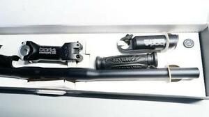 Handle bars, bar ends and stem $79! for Mountain Bicycles Amoeba
