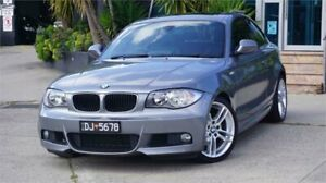 2010 BMW 125i E82 MY10 125i Grey 6 Speed Automatic Coupe Mentone Kingston Area Preview