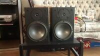 Home made diy speakers -from Mission- B&W - Polk Audio Parts