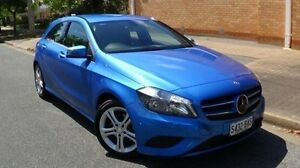 2013 Mercedes-Benz A180 W176 D-CT Blue 7 Speed Sports Automatic Dual Clutch Hatchback Nailsworth Prospect Area Preview
