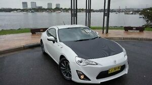 2013 Toyota 86 Satin White Pearl Manual Coupe Concord Canada Bay Area Preview