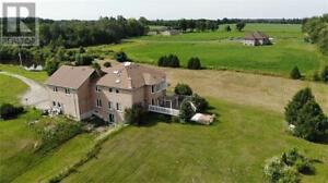 18 + Acres With Custom Built 4600 Sq/Feet House