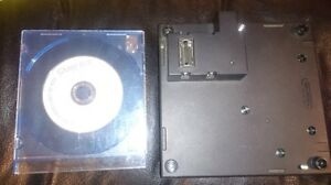 Nintendo Gamecube Gameboy Player with disc