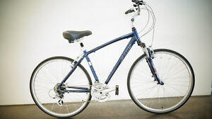 NEW JAMIS CITIZEN 2.0 COMFORT HYBRID UPRIGHT CITY
