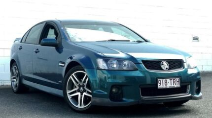 2012 Holden Commodore VE II MY12.5 SV6 Z Series Metallic Blue 6 Speed Sports Automatic Sedan Ashmore Gold Coast City Preview