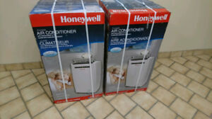 2-Honeywell Portable Air Conditioner-LIKE NEW IN BOX