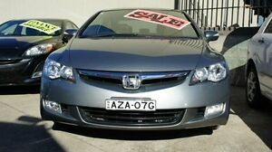 2006 Honda Civic Grey Automatic Sedan Lansvale Liverpool Area Preview